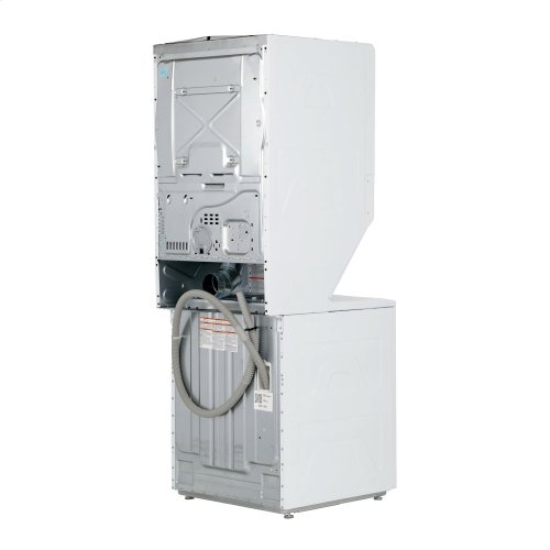 GE Unitized Spacemaker® 3.8 cu. ft. Capacity Washer with Stainless on