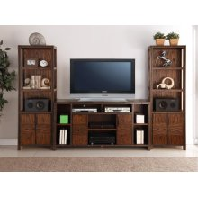 "Crossgrain 64"" TV Console"
