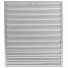 "Type D5 Aluminum Hybrid Baffle Grease Filter 15.725"" x 16.875"" x 0.375"""