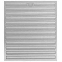 "Type D5 Aluminum Hybrid Baffle Grease Filter 15.725"" x 16.875"" x 0.375"""
