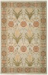 Nourmak S144 Light Green Rectangle Rug 5'10'' X 8'10''