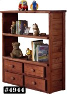 Four Drawer Bookcase Product Image