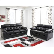 Benchcraft Bastrop Living Room Set in Midnight DuraBlend Product Image