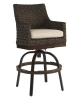 Franklin Wicker Bar Stool Product Image