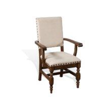 Savannah Arm Chair w/ Cushion Seat & Back