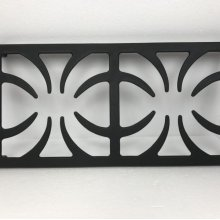 Crescent Cooking Grate