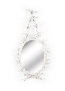 Oakmont Mirror - White