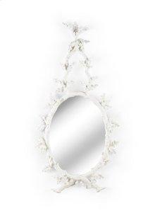 Oakmont Mirror - White