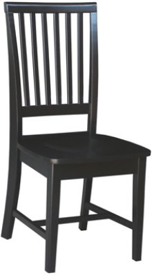 Mission Chair Black
