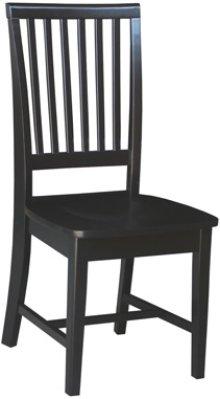 Mission Chair Black