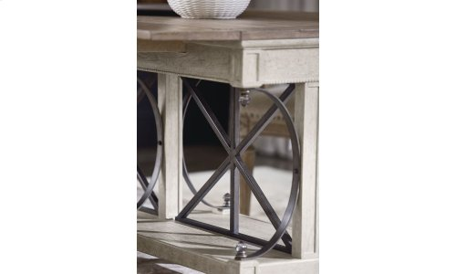 Arch Salvage Vaux Sofa Table