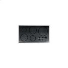 """36"""" Induction Cooktop (CT36I/S) - Classic Stainless Product Image"""