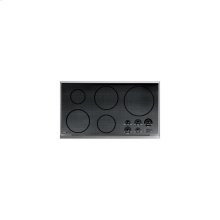 "36"" Induction Cooktop - Classic Stainless"