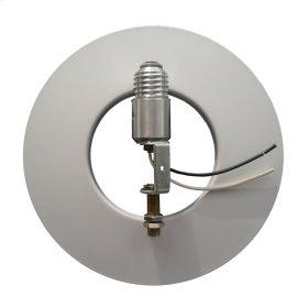 Recessed Lighting Kit in flat white