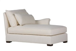 Westley One Arm Chaise