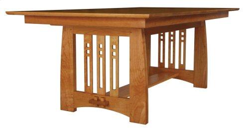 Highlands Trestle Table