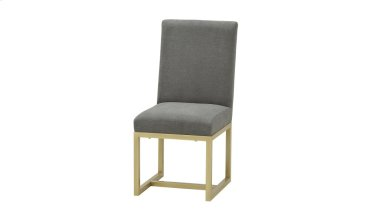 Tango Metal Base Side Chair