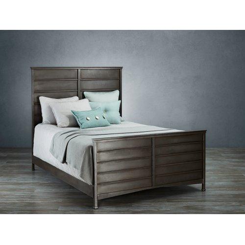 Lara Iron Bed