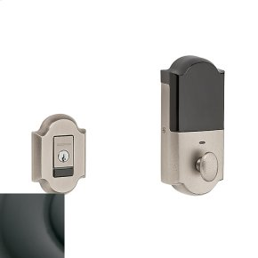Oil-Rubbed Bronze Evolved Arched Deadbolt