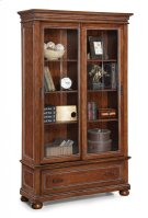 American Heritage Sliding Door Bookcase Product Image