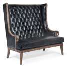 Tufted Settee Product Image