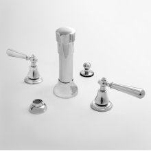 Bidet Set with Loire Handle