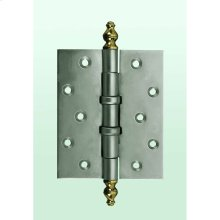 Hinge With Finial