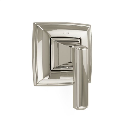 Connelly Two-Way Diverter Trim with Off - Polished Nickel