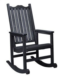 PORCH ROCKER *WHITE OR BLUE ONLY*