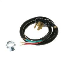 Range Cord 4' 50 Amp 4 Wire