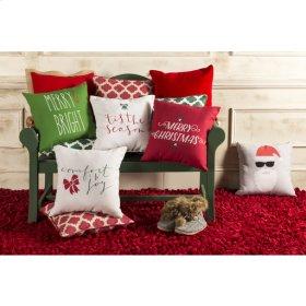 "Merry Christmas I HDY-068 20"" x 20"""