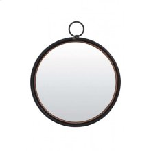 Mirror 50 cm IDEAL tin copper