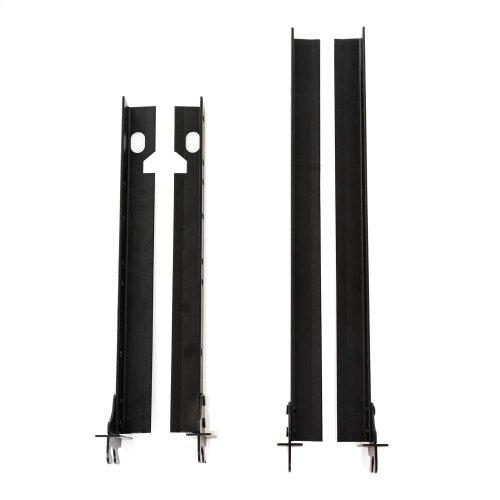 Hook-In Footboard Extensions - Twin-king Hook-On