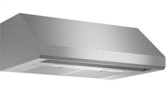 30-inch Low-Profile Wall Hood, 600 CFM