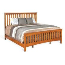 Harrisburg Queen Bed