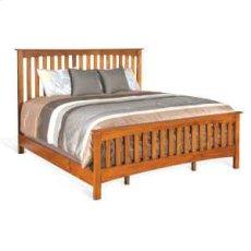 Harrisburg Queen Bed Product Image
