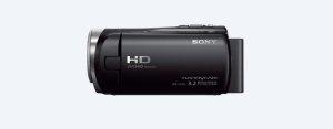 CX455 Handycam® with Exmor R CMOS sensor