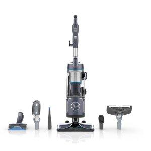 HooverREACT Powered Reach Pro Upright Vacuum