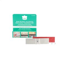 Granite Countertop Dishwasher Installation Kit