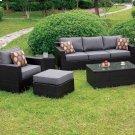 Helina 8 Pc. Patio Sofa Set Product Image