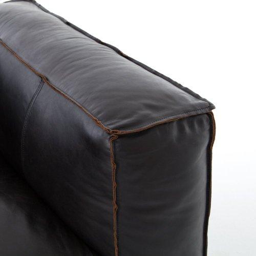 Single - Right Arm Facing Configuration Rider Black Cover Nolita Sectional