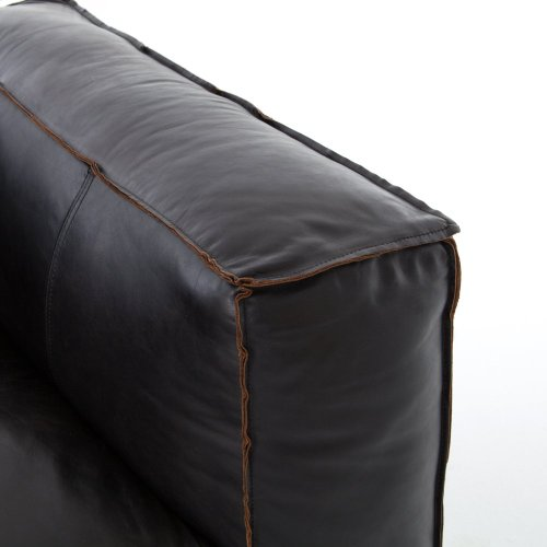Right Arm Facing Configuration Rider Black Cover Nolita Sectional Pieces