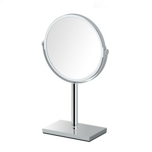 Table Mirror #2 in Chrome Product Image