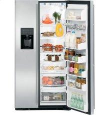 GE Monogram® Free-Standing Side-by-Side Refrigerator