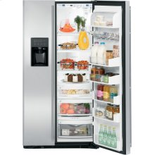 GE Monogram® Free-Standing Side-by-Side Refrigerator