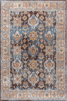 Fairview - FVW3408 Brown Rug