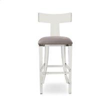 Tristan Acrylic Bar stool