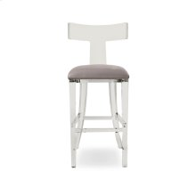 Tristan Acrylic Bar stool