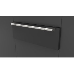 "Fulgor Milano30"" Pro Warming Drawer - Matte Black"