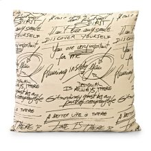 Newton Large Square Pillow